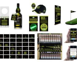 Black Bottle Trade Presenters